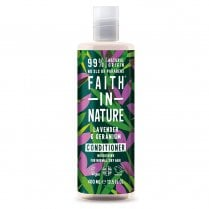 Lavender & Geranium Conditioner 400ml