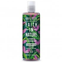 Lavender & Geranium Shampoo 400ml (Currently Unavailable)