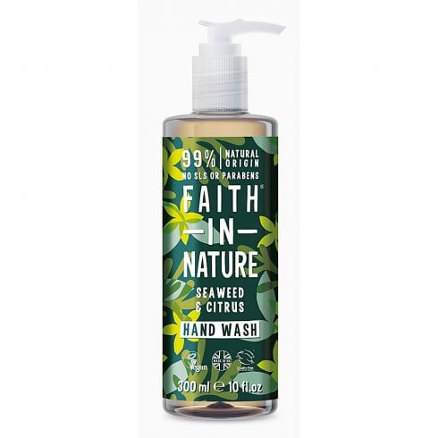 Faith In Nature Seaweed & Citrus Hand Wash 300ml