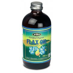 Flax Seed Oil - 250ml ORGANIC
