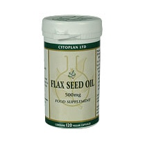 Flaxseed Oil Capsules 120's