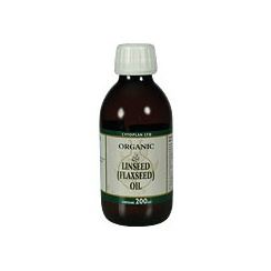 Flaxseed Oil (Organic) 200ml