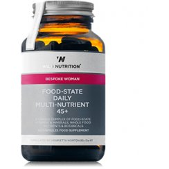 Food State Daily Multinutrient 45+ 60 capsules (1 months supply)