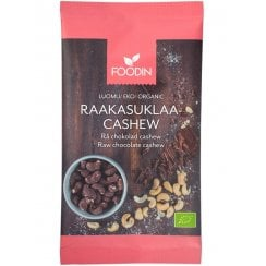 Foodin Organic Raw Chocolate Cashew 60g
