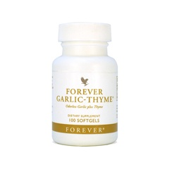 Forever Garlic-Thyme 100 softgel capsules
