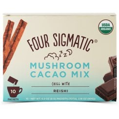 Mushroom Cacao Mix with Reishi Sachets 10 x 6g