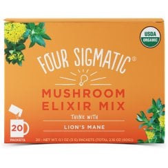 Mushroom Elixir Mix with Lion's Mane Sachets 20 x 3g