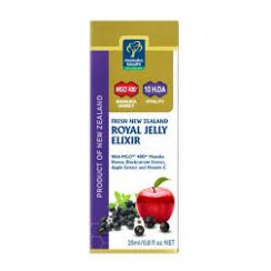 Fresh NZ Royal Jelly Elixir with MGO 400+ M/Honey 25ml