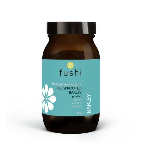 Fushi Activated Pre Sprouted Barley 100g (This product is VAT Exempt)