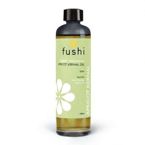 Fushi Apricot Kernal Oil Organic 100ml (This product is VAT Exempt)