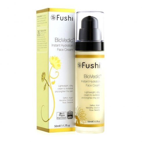 Fushi BioVedic䋢 Instant Hydration Cream 50ml