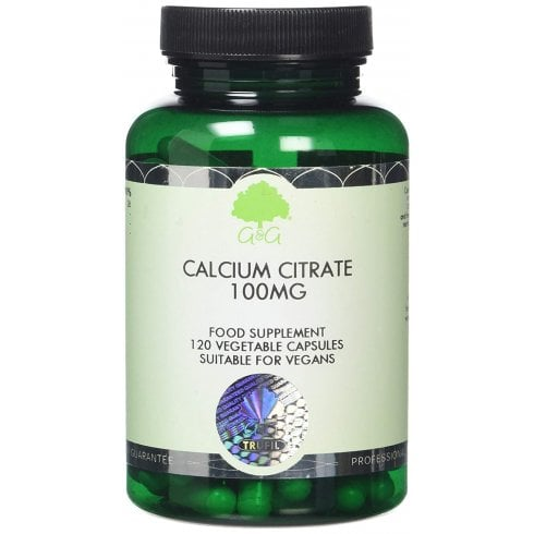 G&G foodsuppliesltd Calcium Citrate