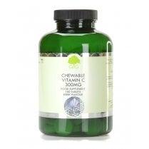 G&G Vitamins Chewable Vitamin C 300mg 100's
