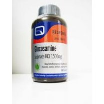 Glucosamine Sulphate KCL 1500mg 180's