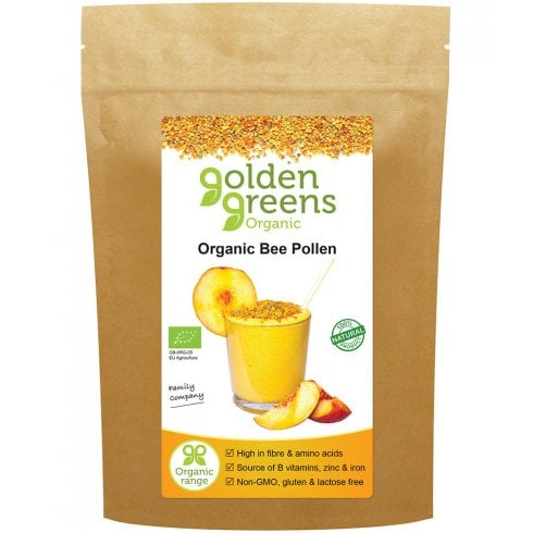 Golden Greens (Greens Organic) Golden Greens Organic Bee Pollen 200g