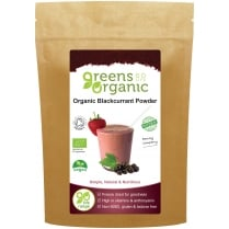 Organic Blackcurrant Powder 100g