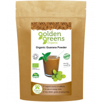 Organic Guarana Powder 100g