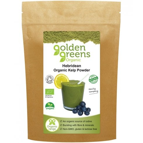 Golden Greens (Greens Organic) Organic Hebridean Kelp Powder 100g