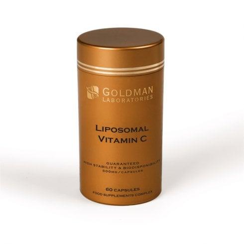 Goldman Laboratories Liposomal Vitamin C 500mg 60's