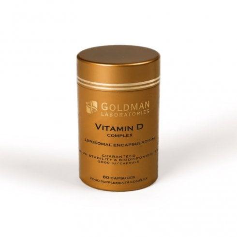 Goldman Laboratories Vitamin D Complex 60's