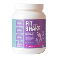 Good Fit Shake Strawberry 500g