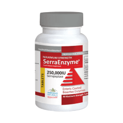 SerraEnzyme 250,000iu 90's (TABLETS)