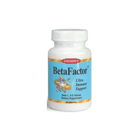 Goodhealthnaturally Beta Factor Beta 1, D Glucan 60 Caps