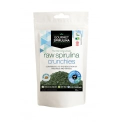 Raw Spirulina Crunchies 90g