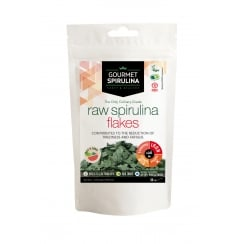 Raw Spirulina Flakes 90g