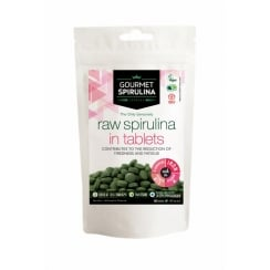 Raw Spirulina in Tablets 180's