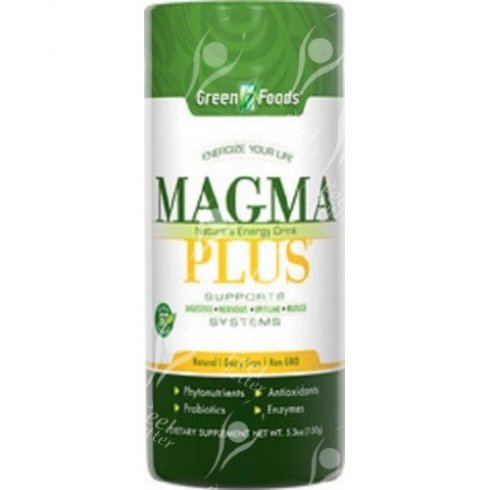 Green Magma Magma Plus 150g powder