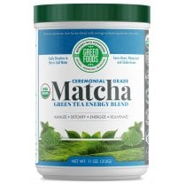 Matcha Green Tea Energy Blend 312g