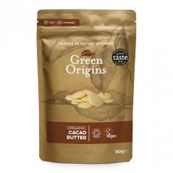Organic Cacao Butter 90g