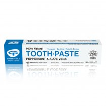 Mint Toothpaste 50ml (Peppermint & Aloe)