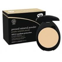 Pressed Mineral Powder Honey 10g