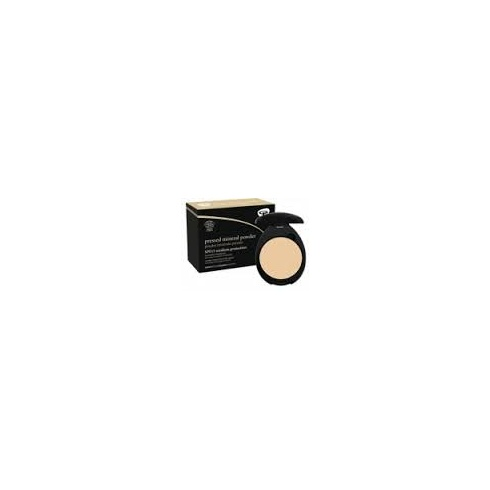 Green People Pressed Mineral Powder SPF15 - Honey 10g