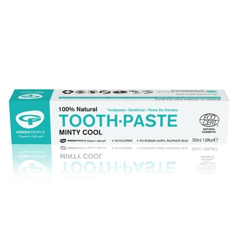 Green People Toothpaste Minty Cool 50ml