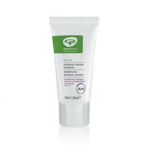 Green People Trial Size Intensive Repair Shampoo 30ml