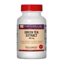 Green Tea Extract 200mg 50% EGCg+ decaffinated, 90's
