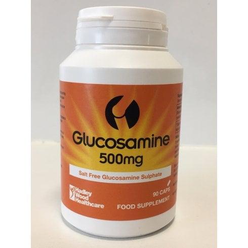 Hadley Wood Healthcare Salt Free Glucosamine 90's
