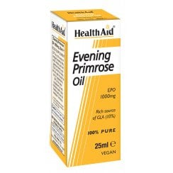 Evening Primrose Oil 1000mg 25ml