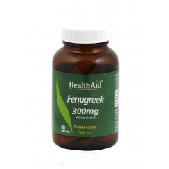 Fenugreek 300mg 60's