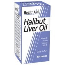 Halibut Liver Oil  90's
