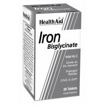 Iron Bisglycinate  30's