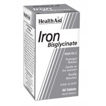 Iron Bisglycinate  90's