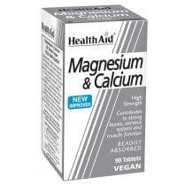 Magnesium & Calcium  90's