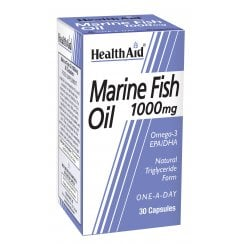 Marine Fish Oil 1000mg  30's
