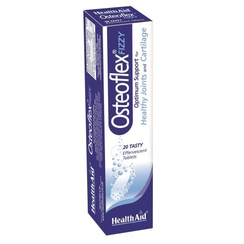 Health Aid OsteoFlex Fizz Effervescent 20's
