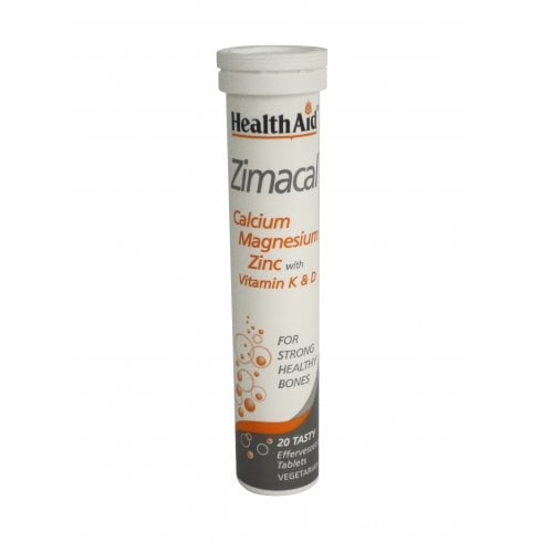 Health Aid Zimacal Effervescent 20's