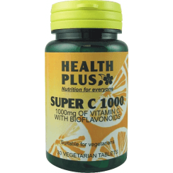 Super C 1000 30 vegetarian tablets